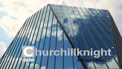 Churchill knight brand video