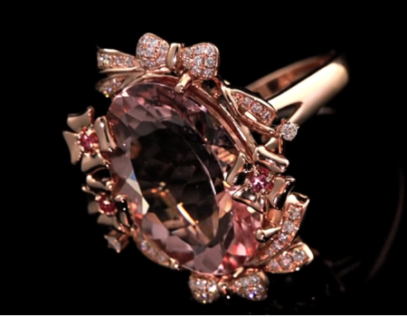 Luxury jewellery edited 360 videos