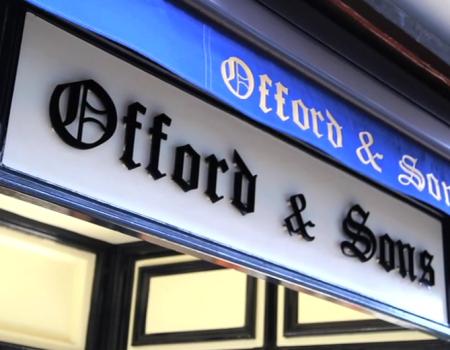 Jewellery shop promotional video