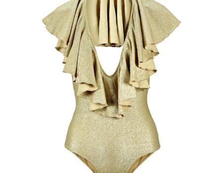 Swimwear invisible mannequin