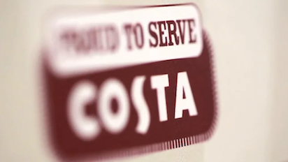 Costa Coffee Lucky Cups promo