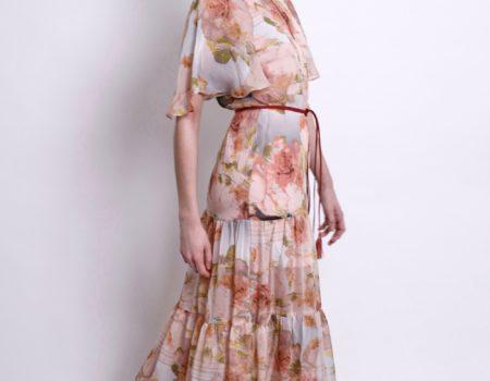 Fashion model photography